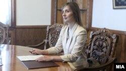 Анита Ангеловска - Бежоска, гувернерка на НБРМ