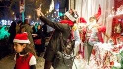 چرا شهروندان مسلمان در ایران، کاج کریسمس تزیین میکنند؟