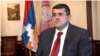 Nagorno-Karabakh --Ara Harutiunian speaks to RFE/RL, Stepanakert, February 21, 2020