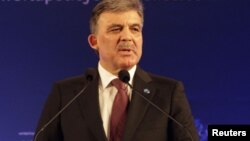 Туркия Президенти Абдулла Гул.