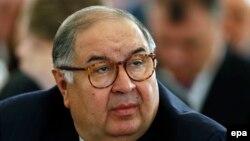 Российский миллиардер узбекского происхождения Алишер Усманов.