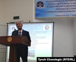 Кайтпас Карабекович Ташматов.