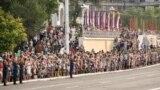 Тирасполь, военный парад, 2 сентября 2019 года