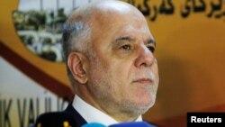Хайдер Абади, Ирак премьер-министрі.