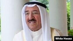 Кувейт әмірі әл-Ахмад әл-Жабер әл-Сабах. Көрнекі сурет.