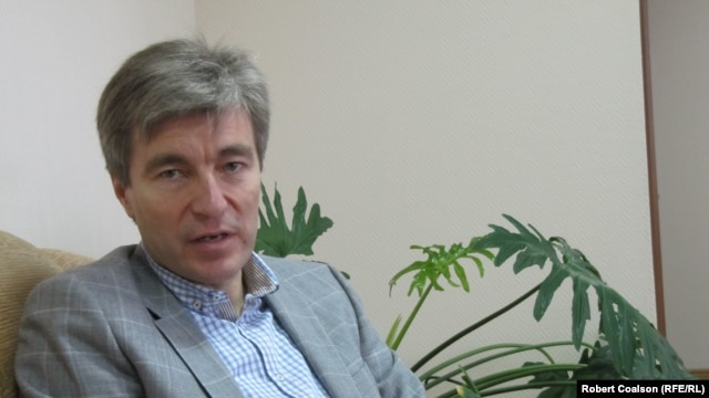 Moldovan Deputy Prime Minister Eugen Carpov (file photo)