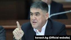 Kursan Asanov (file photo)