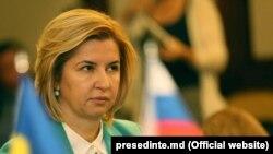 Bașcana autonomiei Gagauz Yeri, Irina Vlah