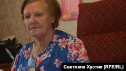 Антонина Петровна Полуэктова, арестованная за высказывания по поводу хабаровских протестов