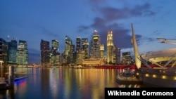 Сингапур (иллюстратив сурат).