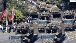 Հայաստանը ռազմական ծախսերի ավելացման առումով առաջին տասը երկրների ցանկում է