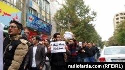 Азербайджанці в Ірані провели акції протесту
