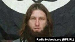 Аль-Бара Шишани, гражданин Грузии, который считается командиром ИГ. Фото предоставлено СБУ.