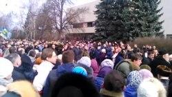 Сумчани попрощалися з Героєм Майдану