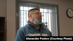 Григорий Винтер в суде