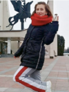 BELARUS -- Lyubou Sarlai, Hrodna resident, undated