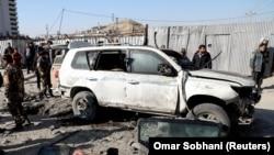 Кабулдагы жардыруу. 15-декабрь, 2020-жыл.