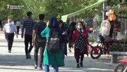 کووېډ-۱۹ وبا د تهران کاروبارونه ځپلي