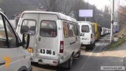 Տասնյակ երթուղիների վարորդներ գործադուլ են հայտարարել