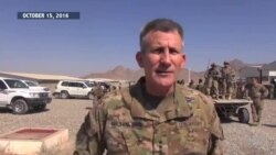 U.S. General: Taliban Won't Capture a City by Winter