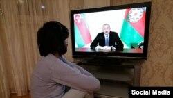 Prezident İlham Əliyev işğaldan azad olunan ərazilərin adını açıqlayır, 4 oktyabr 2020