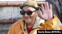 """Бригадир оленеводов родовой общины """"Омолой"""" Али Никулин"""