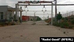 """Предприятие """"Гандж"""" в районе Кушониён"""