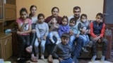 Familia Fîțan are nouă copii. Cel mai mic a împlinit șase luni.