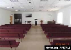 Зал зібрання «свідків Єгови» у Севастополі