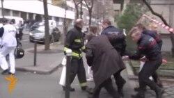 Франция қазағы: Журналға шабуылдан біз де қорғалақтап қалдық
