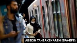 Teheran u vrijeme pandemije, arhivska fotografija