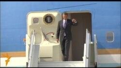 Օբաման ժամանել է Ռուսաստանի Հյուսիսային մայրաքաղաք։