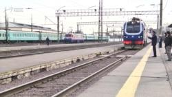 Алматы-Ташкент жүрдек пойызы