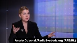 Ольга Стефанішина, віцепрем'єрка з питань європейської та євроатлантичної інтеграції України