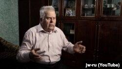 Олександр Урсу, «свідок Єгови» з Джанкоя