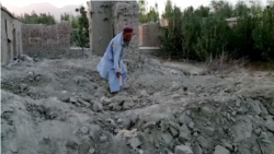 Returning To Ruins, A Displaced Afghan Goes Home To Rebuild