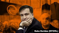 Reformokat vezetett be, de mára megkopott a távollétében elítélt és most hazatér Miheil Szaakasvili népszerűsége