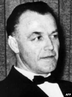 """Ариберт Хайм, известен като """"Доктор Смърт"""""""