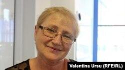 Tamara Sturzu-Zubcu, profesoară, Spania