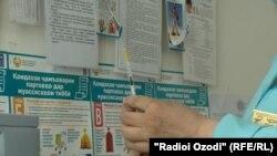 Тоҷикистон ваксинаҳоро тавассути барномаи COVAX-и Созмони Ҷаҳонии Тандурустӣ гирифтааст
