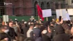 Në Shkup protesta kundër akuzave