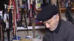 73 yaşında gündə 12 saat işləyən İslam dayı