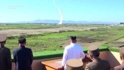 Северна Кореја повторно истрела ракета, овој пат кон Јапонија