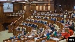 Votul din 15 octombrie prin care Vlad Filat a fost lipsit de imunitate parlamentară