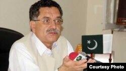د بره دیر پارلماني غړی او د پیپلز ګوند د خیبر پښتوخوا جنرل سیکرېټري نجم الدین خان