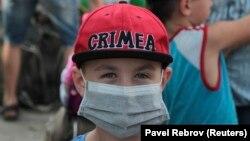 Евакуація дітей в Армянську