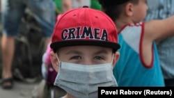 Евакуація дітей в Армянську, Крим, 4 вересня 2018 року