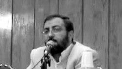 عباس پالیزدار، دبیر کمیته تحقیق و تفحص از قوه قضاییه.(عکس: نمایی از فیلم سخنرانی وی در دانشگاه بوعلی همدان)