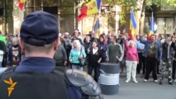 16.09.2015 Протести во Кишињев, нови производи во Москва