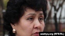 Раиса Құсайынова. Петропавл, 17 қараша 2010 жыл.
